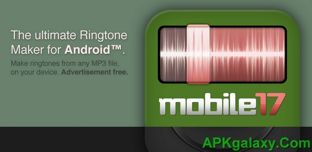 Ringtone Maker Pro Full Apk | APKgalaxy