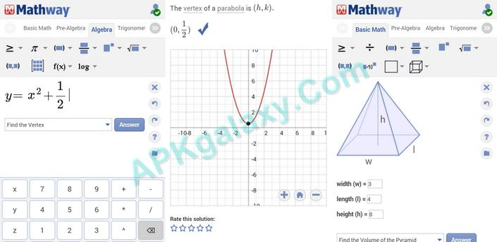Mathway – Math Problem Solver v3.0.55 Apk | APKgalaxy on find the green, find the derivative, find the stone, find the lake, find the median, find the quadratic formula, find the circumference, find the prime factorization, find the ratio, find the weather, find the water, find the speed, find the function, find the mode, find the range, find the probability, find the slant, find the garden, find the parabola, find the density,
