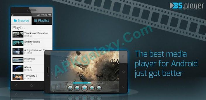 BSPlayer v1 32 198 [Final] [Paid] Apk | APKgalaxy