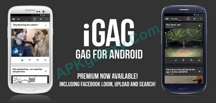 9GAG – Funny pics and videos PRO Apk
