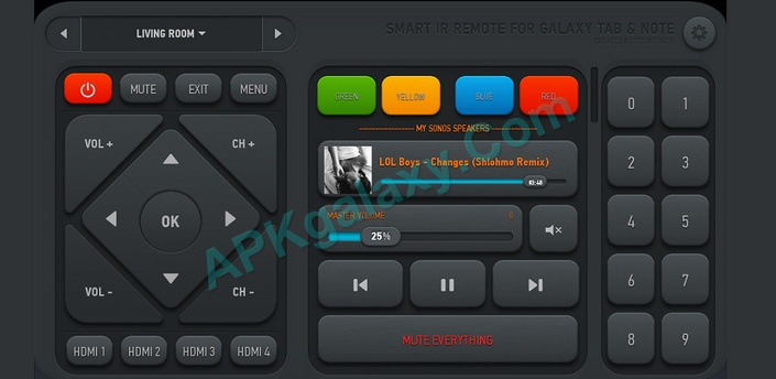 AnyMote PRO – Smart TV Remote v2 2 8c Apk | APKgalaxy