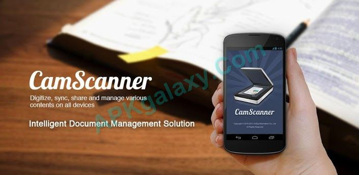 camscanner pro apk full version