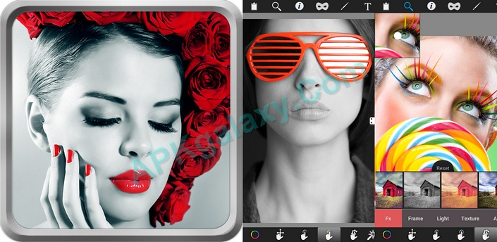 Photo Pos Pro Photo Editor free download page (V) Color photo editor pro