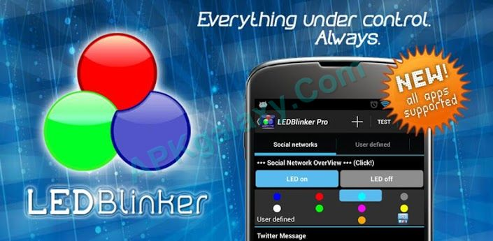 LED Blinker Notifications Apk