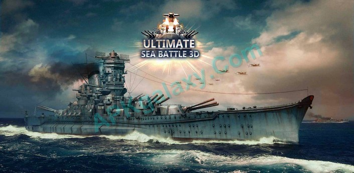 Sea Battle Warships (3D) v1 6 0 MOD (Unlimited Coins) Apk | APKgalaxy