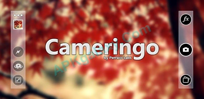Cameringo+ Effects Camera Apk