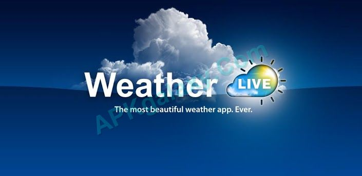Weather Live Apk