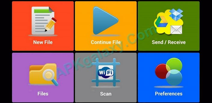 Barcode Scanner & Inventory Apk