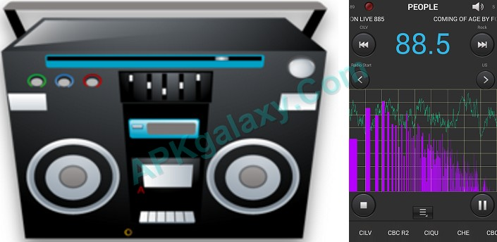 Spirit2: Real FM Radio 4 AOSP v2015_03_18_lollipop Apk