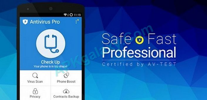 Antivirus Pro-Android Security Apk