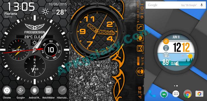 Watchmaker Live Wallpaper V133 Apk Apkgalaxy