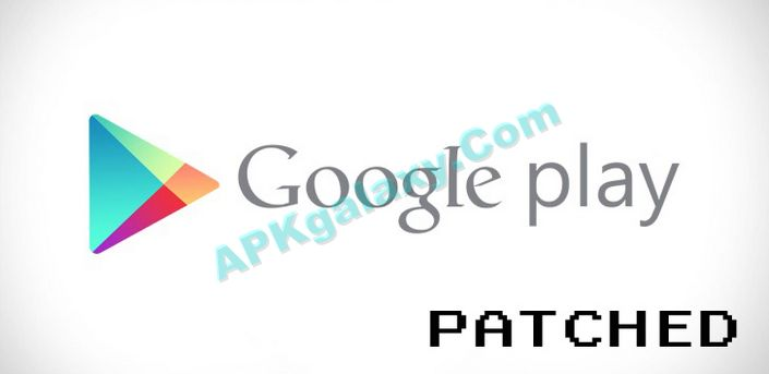 Google Play Store Patched Apk