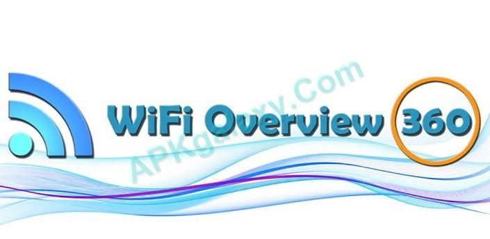 WiFi Overview 360 Pro Apk
