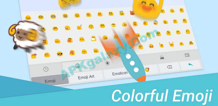 Touch pal v5 | TouchPal Cool V5 Emoji Theme APK Download For Free