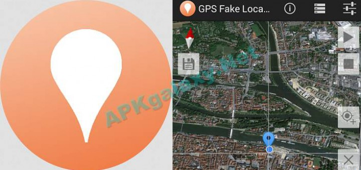 GPS Fake Location Toolkit v2 2 0 Patched Apk | APKgalaxy