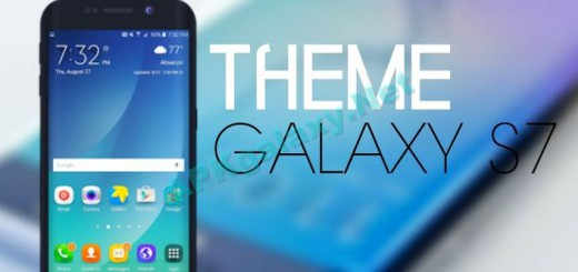 Theme – Galaxy S7 Apk