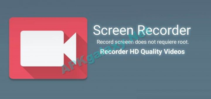 Screen Recorder – HD Quality Apk
