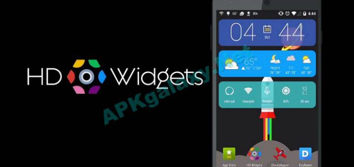 HD Widgets v4 4 1 [Paid] Apk | APKgalaxy