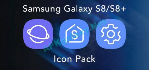Galaxy S8 – Icon Pack (BETA)