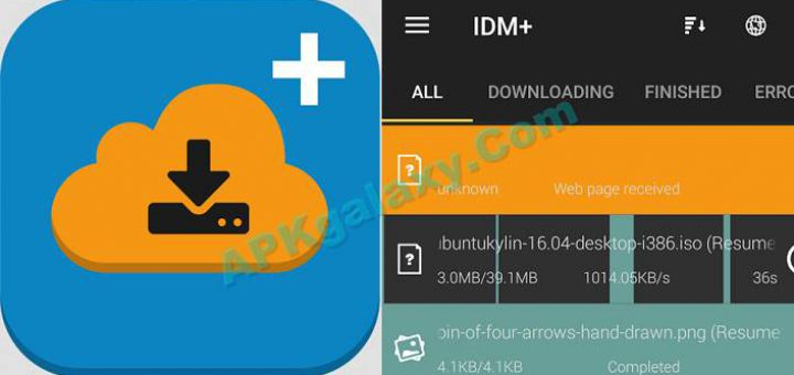 IDM+: Fastest download manager v3 6 (Patched) Apk | APKgalaxy