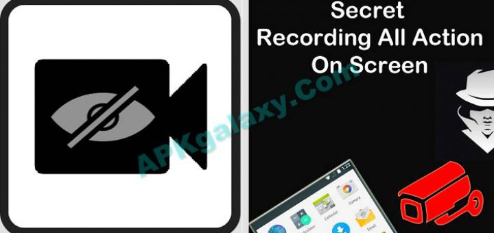 Hidden Screen Recorder PRO v1 71 Apk | APKgalaxy