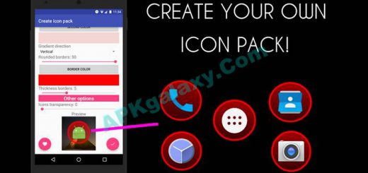 Icon Pack Generator FULL Apk