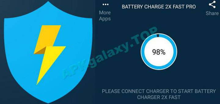 Battery Charge 2X Fast Pro v1 0 3 (Paid) Apk | APKgalaxy