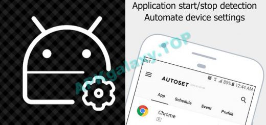 AUTOSET (Android Automation Device Settings) Apk