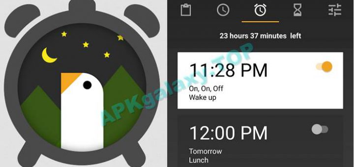 Early Bird Alarm Clock Apk