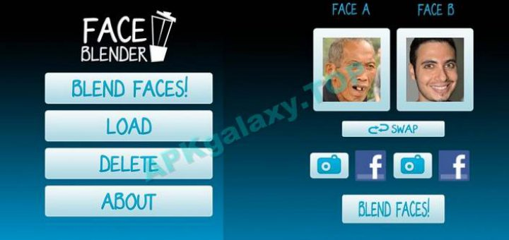 Face Blender – Photo Booth Apk