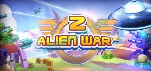 Tower Defense Alien War TD 2 Apk