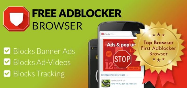 Free Adblocker Browser Apk