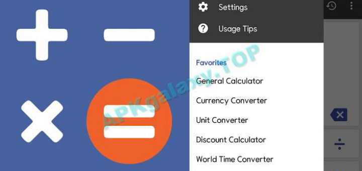 ClevCalc – Calculator Apk