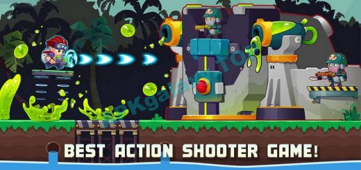 Metal Shooter Run and Gun Apk