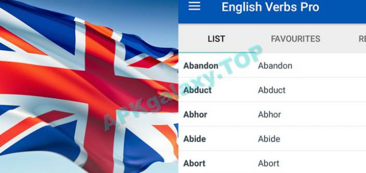 English Verb Conjugator Pro Apk