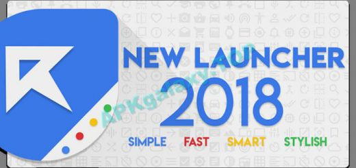 New Launcher 2018 Apk