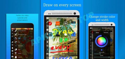 Screen Draw Screenshot Pro Apk