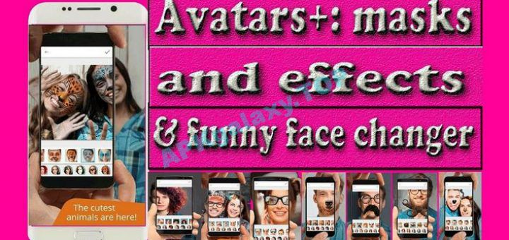 Avatars+ masks and effects & funny face changer