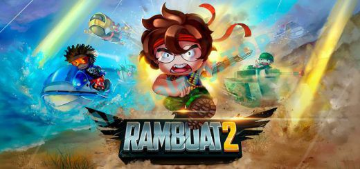 Ramboat 2 – Soldier Shooting Game Apk