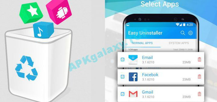 Uninstaller Pro v1 4 [Paid] Apk | APKgalaxy