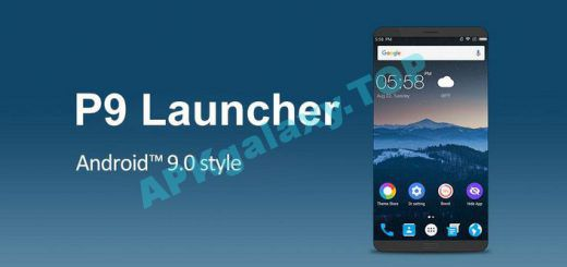 P Launcher is an Android P 9.0 Apk
