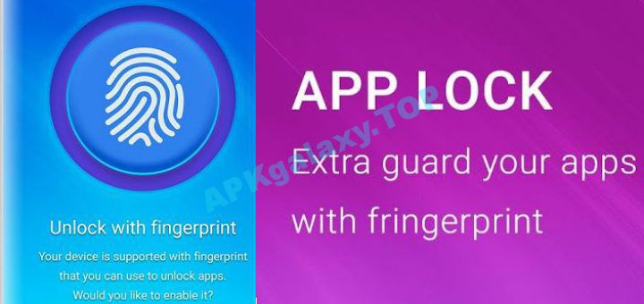 Applock – Fingerprint Pro v1 24 Apk | APKgalaxy
