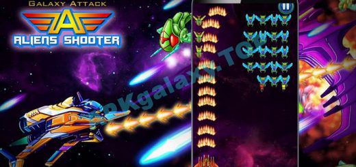 Galaxy Attack Alien Shooter Apk