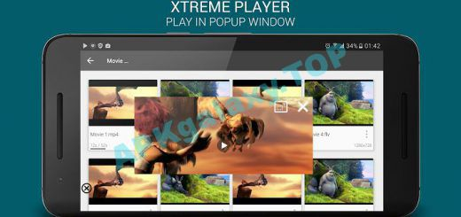 Xtreme Media Player HD Apk