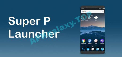 Super P Launcher for Android P 9.0 launcher Apk