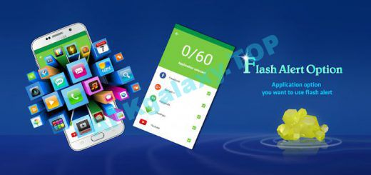 Flash Alerts on Call and SMS – Ringing Flashlight Apk