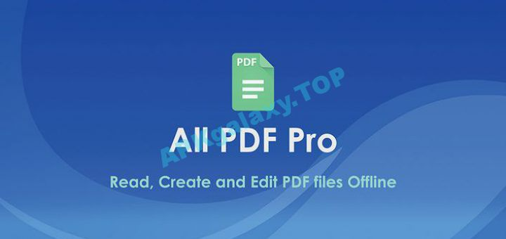 All PDF Reader Pro Apk