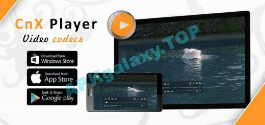 CnX Player – Ultra HD Enabled 4K Video Player Apk