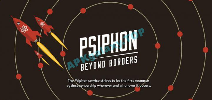 Psiphon Pro – The Internet Freedom VPN Apk