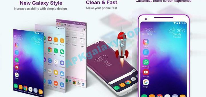 S10 Galaxy Theme Launcher Pro v1 0 Apk | APKgalaxy